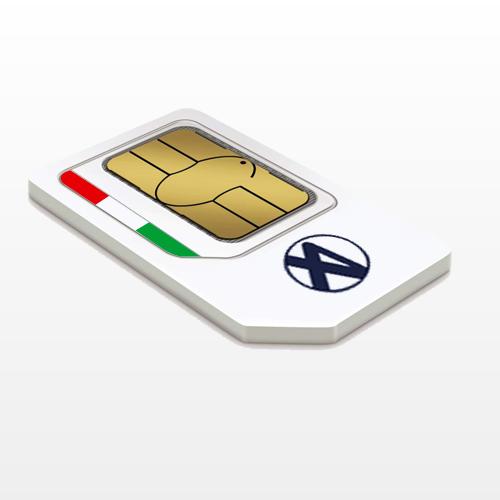 SIM Tracky4 + 12 mesi di servizio