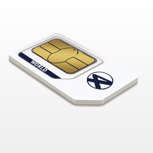 SIM Globale per Tracky4