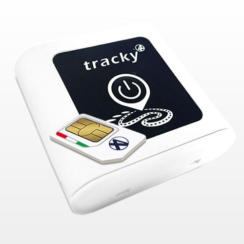 Tracky4 + 12 mesi di servizio